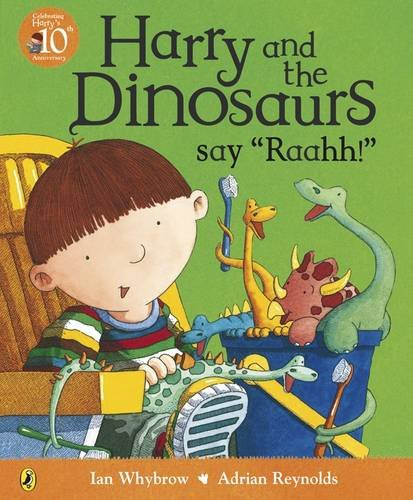 Harry and the Dinosaurs Say 'Rahhh!'