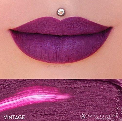 Anastasia Beverly Hills Liquid Lipstick in Vintage
