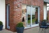 d-c-fix, Spiegel-Sichtschutzfolie, selbstklebend, 99 % UV Schutz, 67,5 x 150 cm
