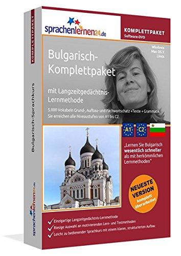 Bulgarisch-Komplett-Paket auf DVD