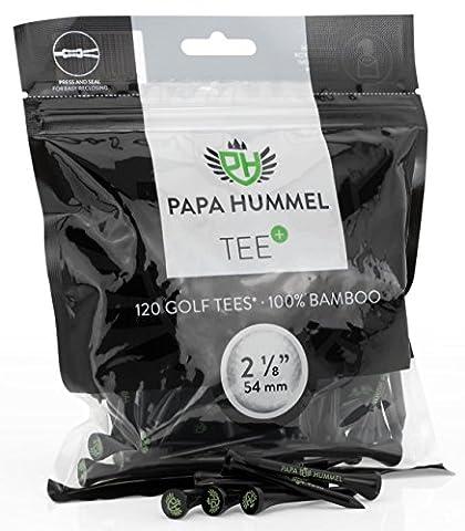 Premium Golf Tees - 54mm - 120