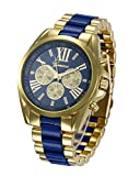 Geneva Men's collection Stainless steel ...