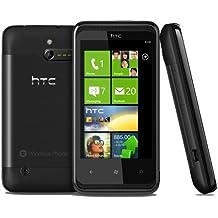 HTC 7 Pro Smartphone (9,1 cm (3,6 Zoll) Display, Touchscreen, 5 Megapixel Kamera, Windows Phone 7 OS) schwarz