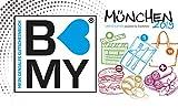 B-MY Gutscheinbuch München 2019