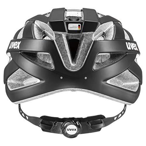 Uvex Fahrradhelm I-Vo Cc, Black Mat, 56-60, 4104230817 - 2