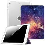 Fintie Custodia per iPad Air 2 (Modello 2014) / iPad Air (Modello 2013) - Ultra Sottile del Basamento Leggero Smart Cover Case con Auto Svegliati/Sonno Funzione, Galaxy