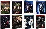 THE VAMPIRE DIARIES SERIE COMPLETA - STAGIONI DA 1 A 8 (38 DVD) COFANETTI SINGOLI, ITALIANI
