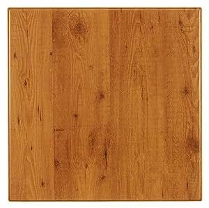 Konway/Plaque de table/Pin/70/70cm/tables Table de bistrot/Bistro/table de jardin/Gastronomie