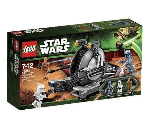 Lego Star Wars - Corporate Alliance Tank Droid - 75015