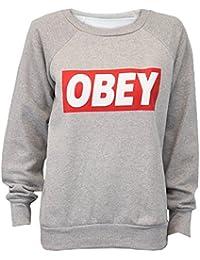 Obey sweatshirts pour femme outlet