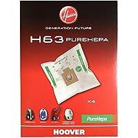 Hoover H63PUREHEPA Genuine Sacchetti per aspirapolvere (Confezione da 4) - 2007 4 Modello