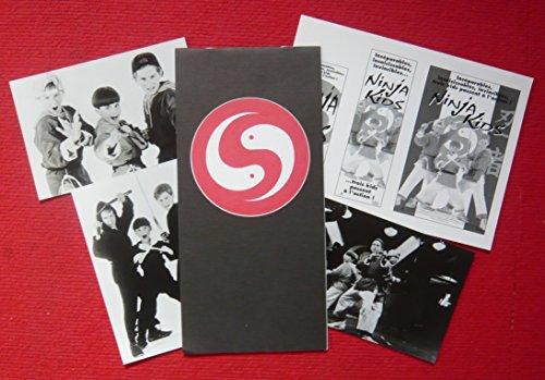 Dossier de presse et photos de Ninja Kids (1993)