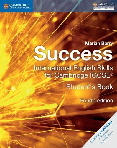 Success international. English skills for cambridge IGCSE. Student's book. Per le Scuole superiori. Con espansione online