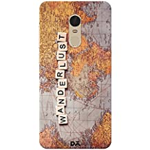 DailyObjects Printed Back Cover Case for Xiaomi Redmi Note 5