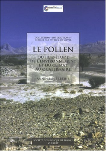 Le pollen : Outil d'étude de l'environnement et du climat au quaternaire