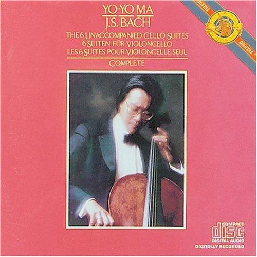 BACH - Les 6 suites pour violoncelle seul