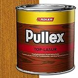 ADLER Pullex Top-Lasur 5l / Kastanie Holzlasur Profi-Qualität - Lasur für Holz außen