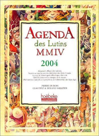 Agenda des Lutins 2004