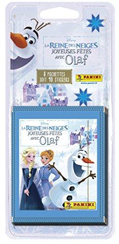 Panini 2334-038 - Frozen Olaf Blister 8 Pochettes De 5 Stickers