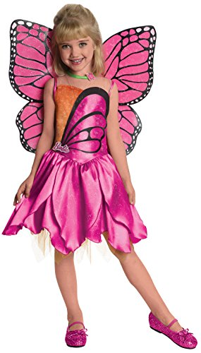 Barbie Mariposa Deluxe-Kostüm für (Kostüme Deluxe Barbie)