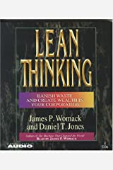 Lean Thinking: Banish Waste And Create Wealth In Your Corporation by James P. Womack (2000-12-01) Audio CD