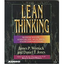Lean Thinking: Banish Waste And Create Wealth In Your Corporation by James P. Womack (2000-12-01)