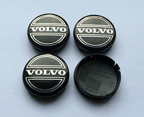 x4-lot-de-4-en-alliage-de-centre-centre-pour-roue-volvo-logo-noir-64-mm-c30-c70-s40-s60-v50-v60-v70-