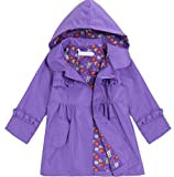FastDirect Baby Girls Double-Breasted Trench Jacket Coat Dress - Best Reviews Guide