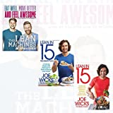Lean Machines,Lean in 15 and The Shape Plan 3 Books Bundle Collection - Eat Well, Move Better and Feel Awesome, 15 minute meals with workouts to build a strong, lean body, 15 minute meals and workouts to keep you lean and healthy