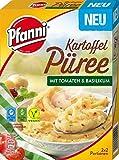 Pfanni Kartoffel Püree mit Tomaten und Basilikum, 6er Pack (6 x 120 g)