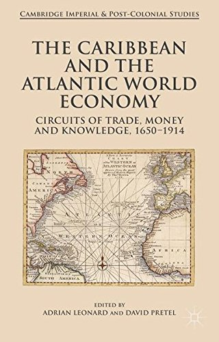 The Caribbean and the Atlantic World Economy (Cambridge Imperial and Post-Colonial Studies Series)