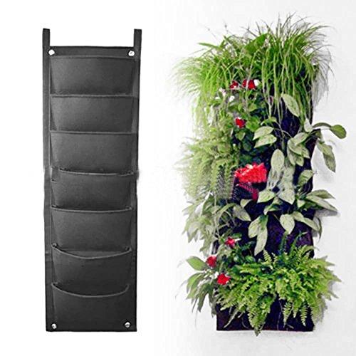 wand stereo pflanzung bag 30 100cm gr ne pflanze wand schwarz. Black Bedroom Furniture Sets. Home Design Ideas