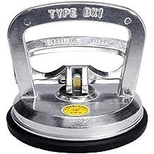 SODIAL(R) 1pc 110 lbs ventouse de Verre en Aluminium Plaques d'aspiration