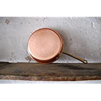 Bottega Donnini Kupferpfanne Made in Italy Copper Pan, from 20 to 32 cm diameter