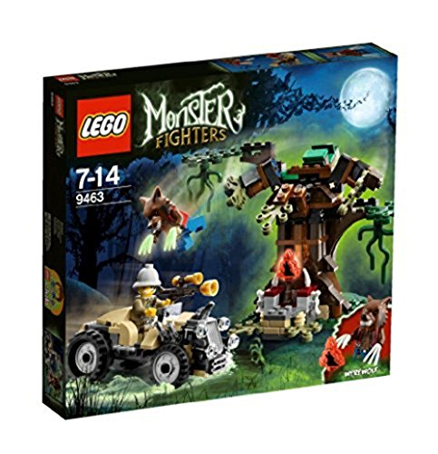LEGO Monster Fighters 9463 - - Lego Halloween Fighters Monster
