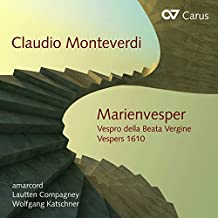 Monteverdi: Marienvesper 1610