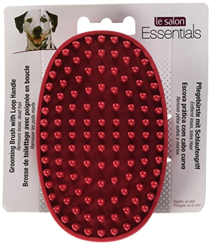 LeSalon 91248 Hunde Fellpflegebürste mit Schlaufe - 3