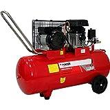 Compresor Aire Con Correas 100l 3HP