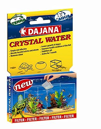 Crystal Dajana Water-material filtrante para que el agua limpia y clara