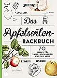 Das Apfelsorten-Backbuch - Rezepte für Elstar, Goldparmäne und viele mehr