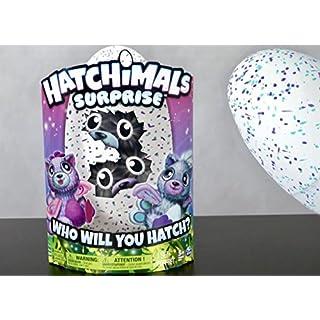 Spin Master Hatchi Surpr Purple Teal Egg | 6037096