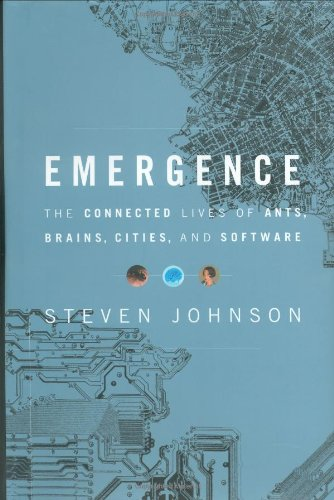 Emergence: The Connected Lives of Ants, Brains, Cities, and - Ant Wissenschaft Farm