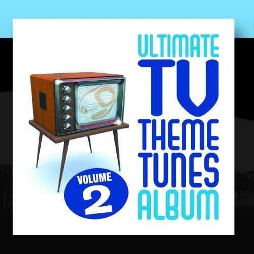 Ultimate TV Themes 2 by The Karaoke Singer (2011-01-17)