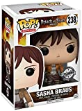 POP! Animation: Attack on Titan -Sasha mit Potato