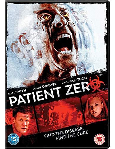 Patient Zero [DVD] [2017] [UK Import]