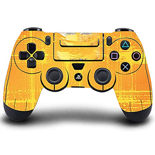 Price comparison product image WELLDRESSED PS4 Controller Skin Sex Woman PVC HD Sticker Full Cover for Sony PlayStation 4 Wireless Controller Skin PS4 Accessory, Style14