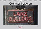Oldtimer Traktoren - Embleme (Wandkalender 2017 DIN A4 quer): Embleme und Schriftzüge von Oldtimer-Traktoren (Monatskalender, 14 Seiten ) (CALVENDO Hobbys)