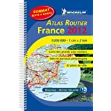 Atlas routier France 2012 Compact spirale