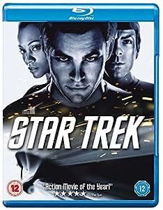 Star Trek Xi [Edizione: Regno Unito] [Blu-ray] [Import anglais]