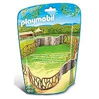 Playmobil 6656 City Life Zoo Enclosure(Multi-color)